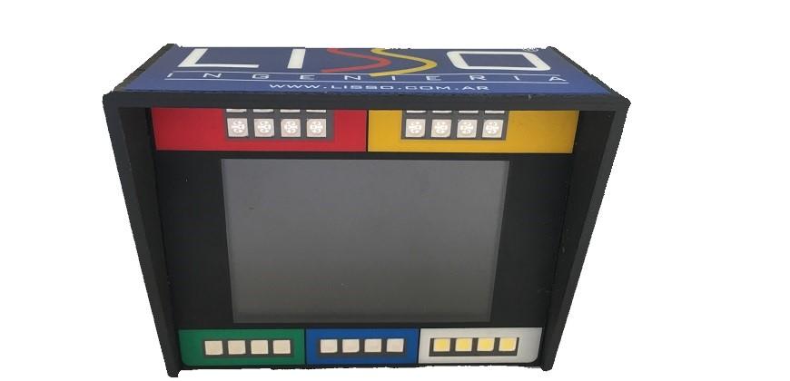 Banderillero Electrónico Modelo A7